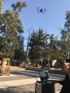 Dron Albris_UDG